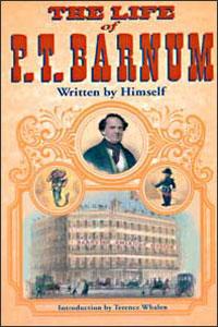 life of p t barnum cover