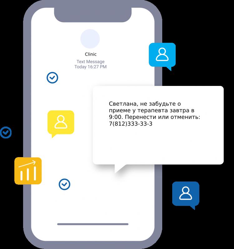 Отправка СМС для бизнеса