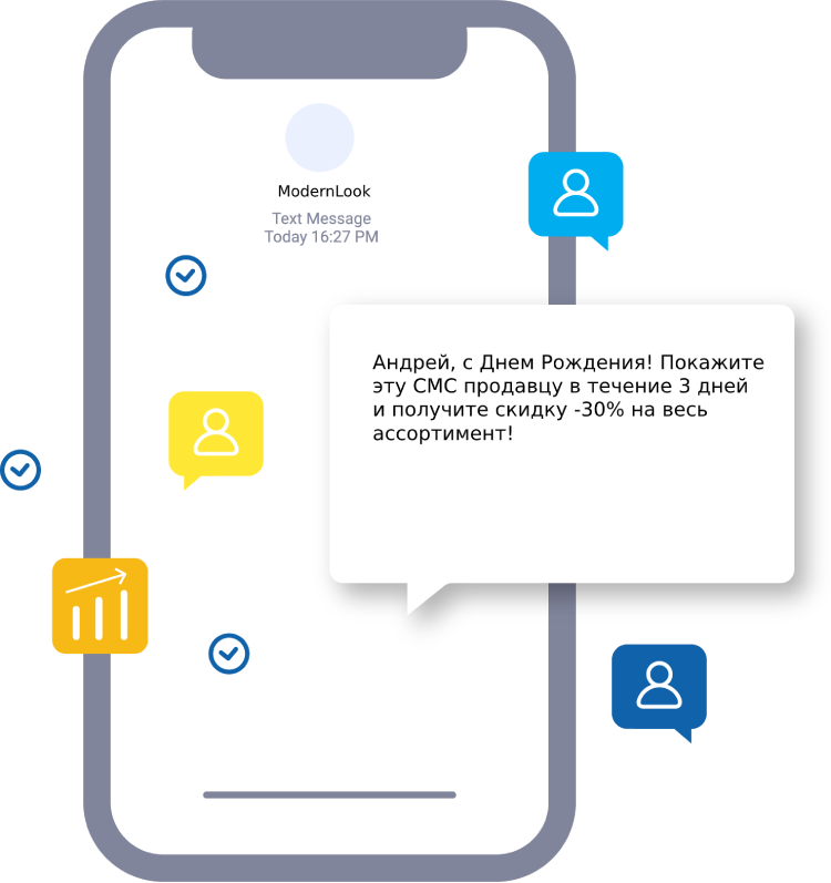 SMS для бизнеса