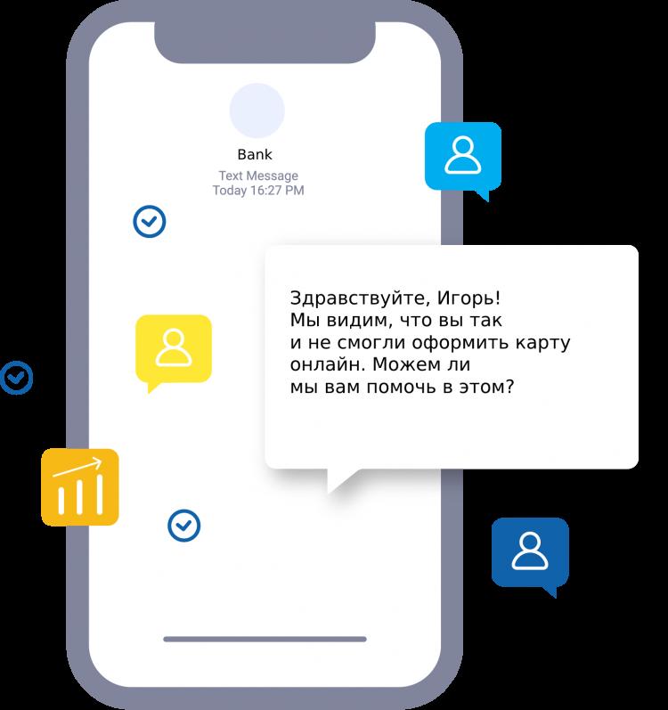 Текст СМС рассылки примеры