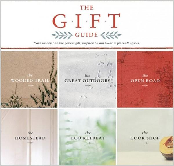 Руководство по выбору подарка