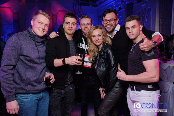 AfterParty IGCONF2018