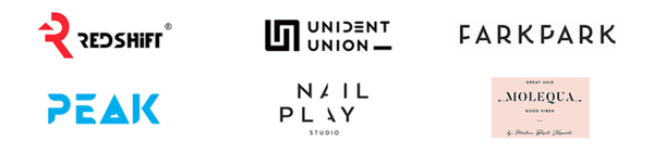 Элементы в дизайне лого