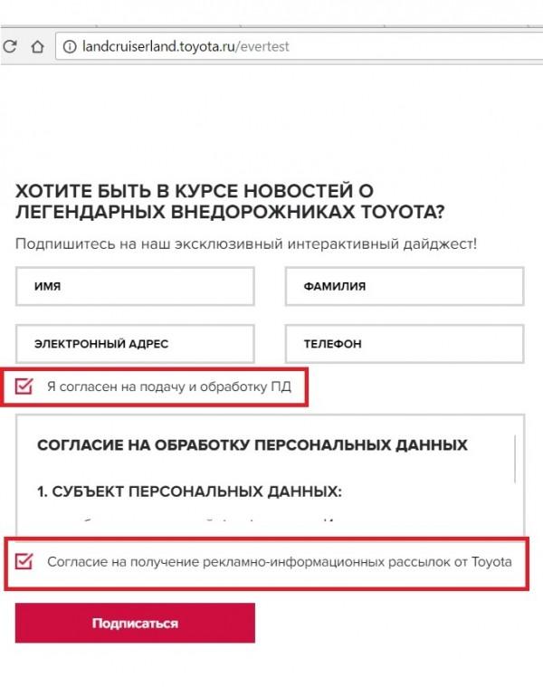 sms уведомления для подписчиков