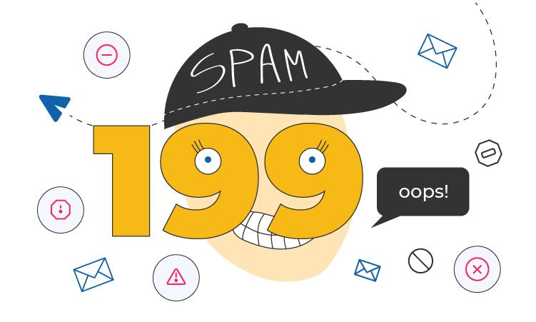 199 стоп-слов, которые отправят email рассылку в спам