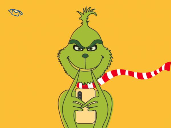 СМС рассылка от Гринча или Как испортить новогодние праздники