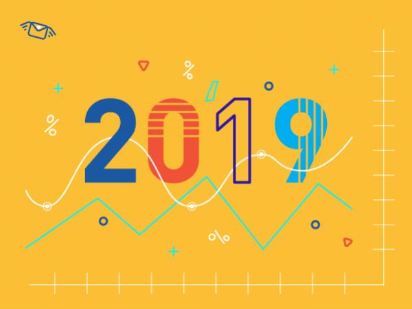 7 факторов успеха рассылок в 2020: Статистика email. Итоги 2019