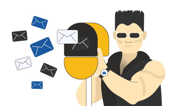 Коммандо: как сделать массовую рассылку писем и штурмовать рынок