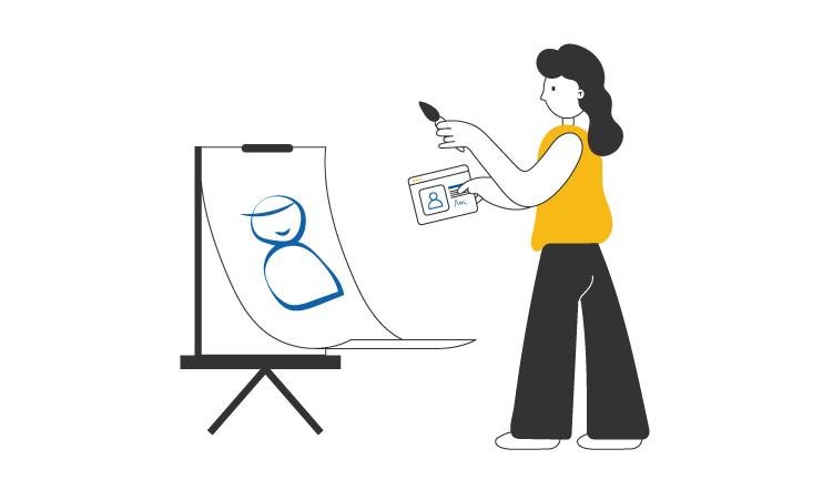 Как составить портрет клиента, пример аватара для B2B и B2C