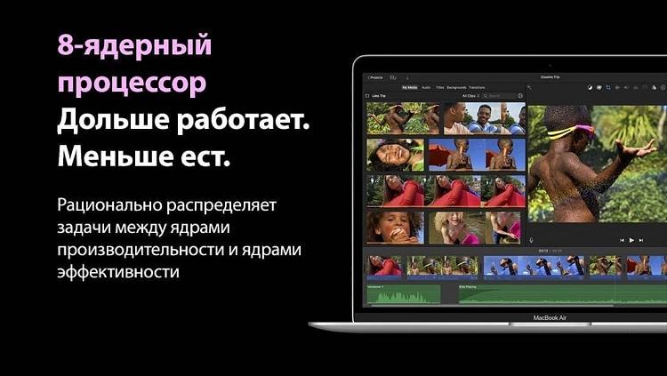 Пример имейл необычная реклама MacBook Air