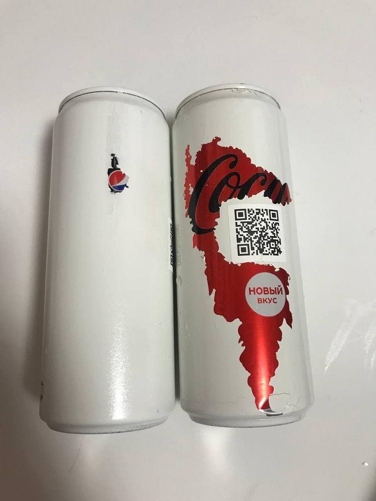 Пример имейл голосование Pepsi